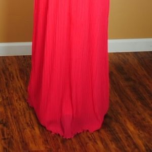 New Directions Dresses - New Directions Pink Maxi Dress